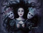 The art of Enamorte calendar III by Enamorte