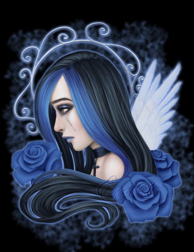 Silent Tears by Enamorte