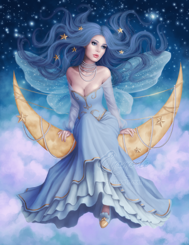 Celestial Dreaming by Enamorte