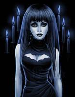 Goth Beauty - Black by Enamorte