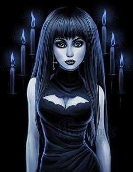 Goth Beauty - Black