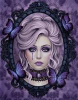 Crystal Tears by Enamorte