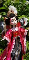 Christine's OOAK Dolls: Empress Michiko #2