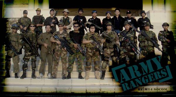 ARMY RANGERS by M14SOCOM