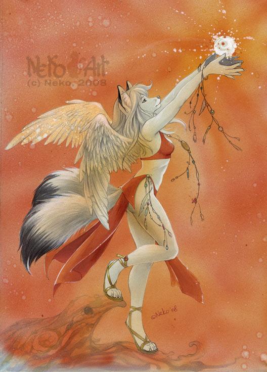 Orphen-Sirius by Neko-Art