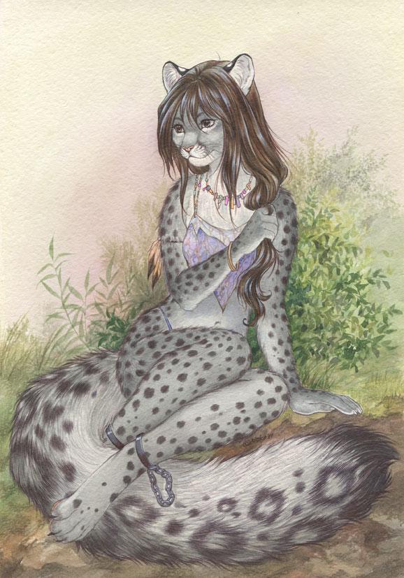 Dina by Neko-Art