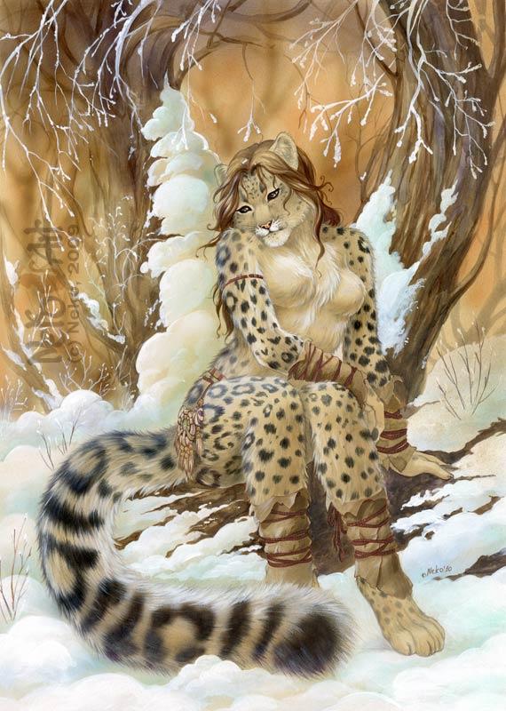 Huntress by Neko-Art