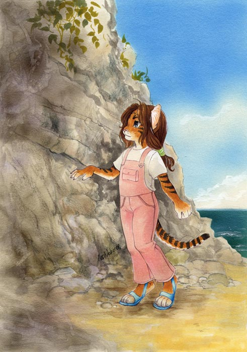 Teeyonis by Neko-Art