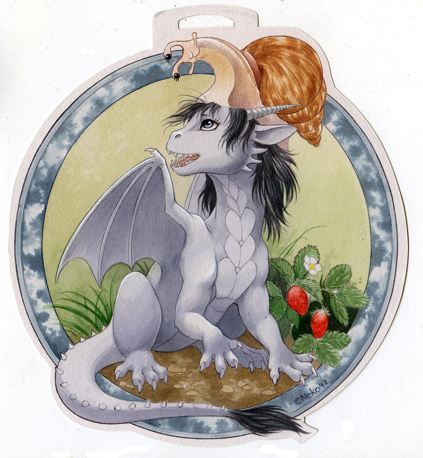 Badge for Felis by Neko-Art