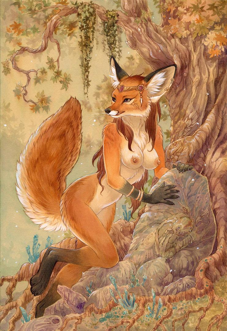 Wild Beauty by Neko-Art