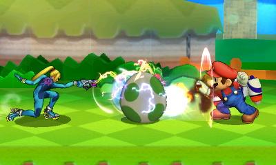 Mario and Zero Suit Samus Destroy - 51.3KB