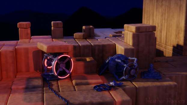 Red Heavy Light Instruments