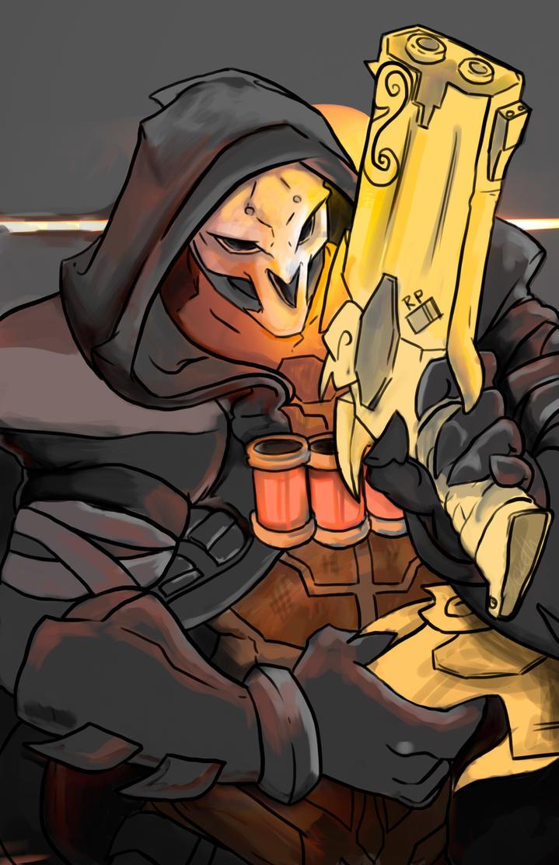 Reaper by sekethh