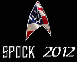 Spock 2012 by HalfBloodDragon