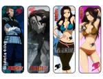 Fairy Tail Bookmarks Gildart / Cana