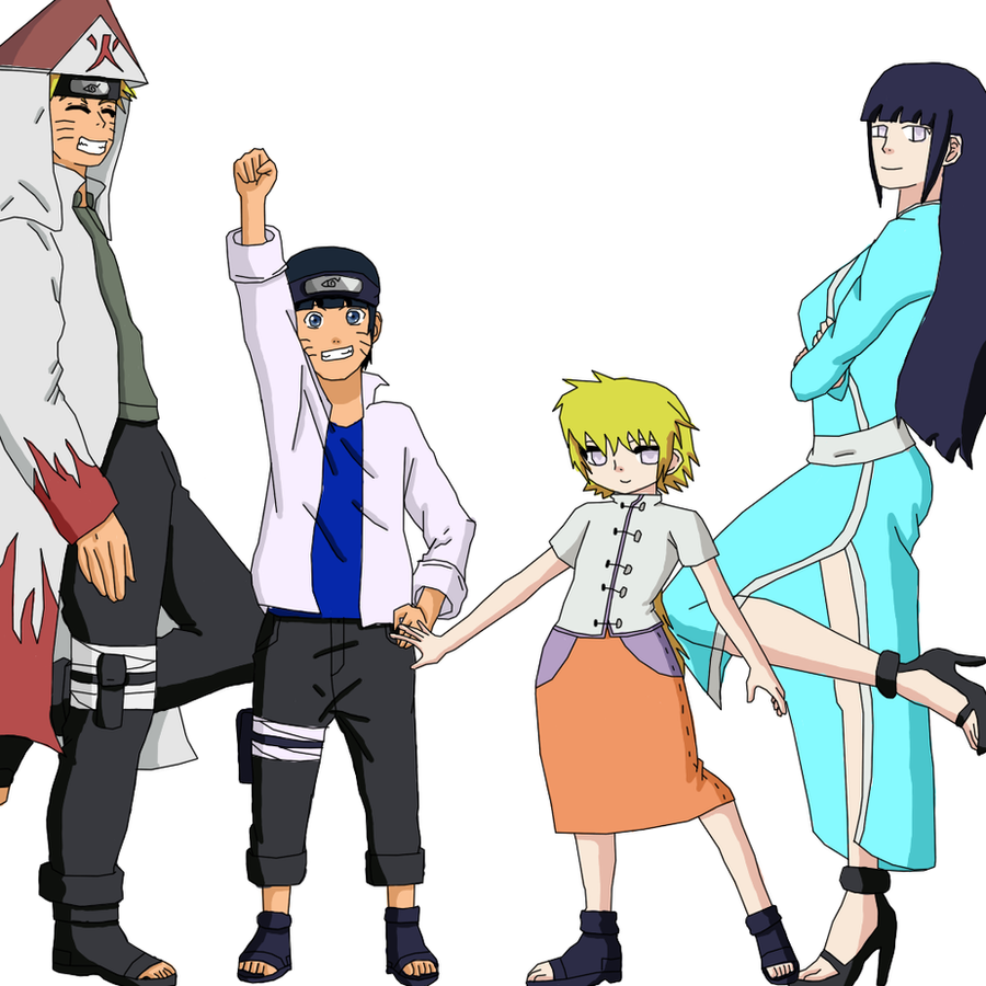 naruto family video - 900×900