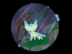 [PROMPT] Light Storms (Part 2)