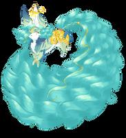 Dragon's Blessing (Ririka's Growth)