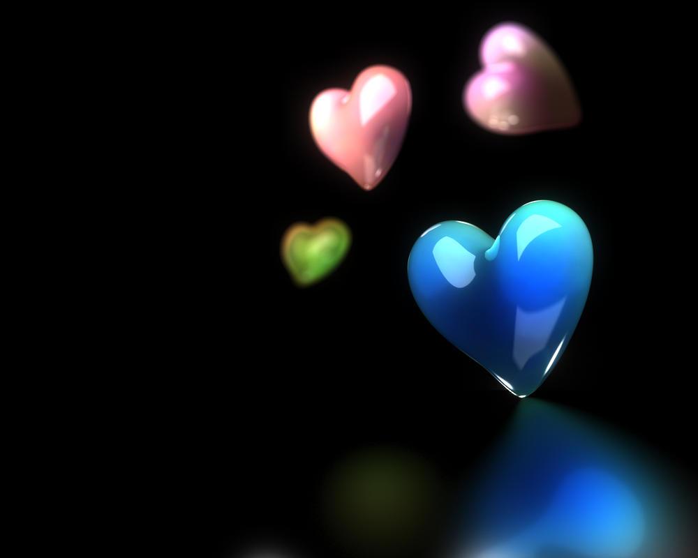 Candy Hearts Wallpaper Candy Hearts Wallpaper by