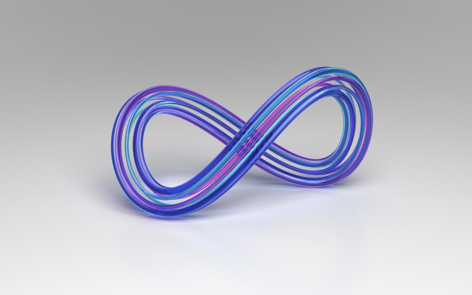 Infinite Twist [2560x1600] by MehranMo