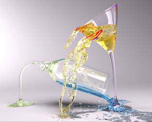 Glassical Emotions: Drunk by MehranMo