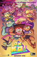 Fanmade OK KO Let's Be Heroes Movie Poster by kinghammer413