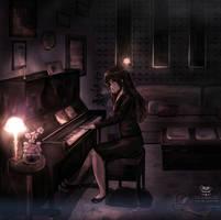 Piano in the Dark by Guygoo2012