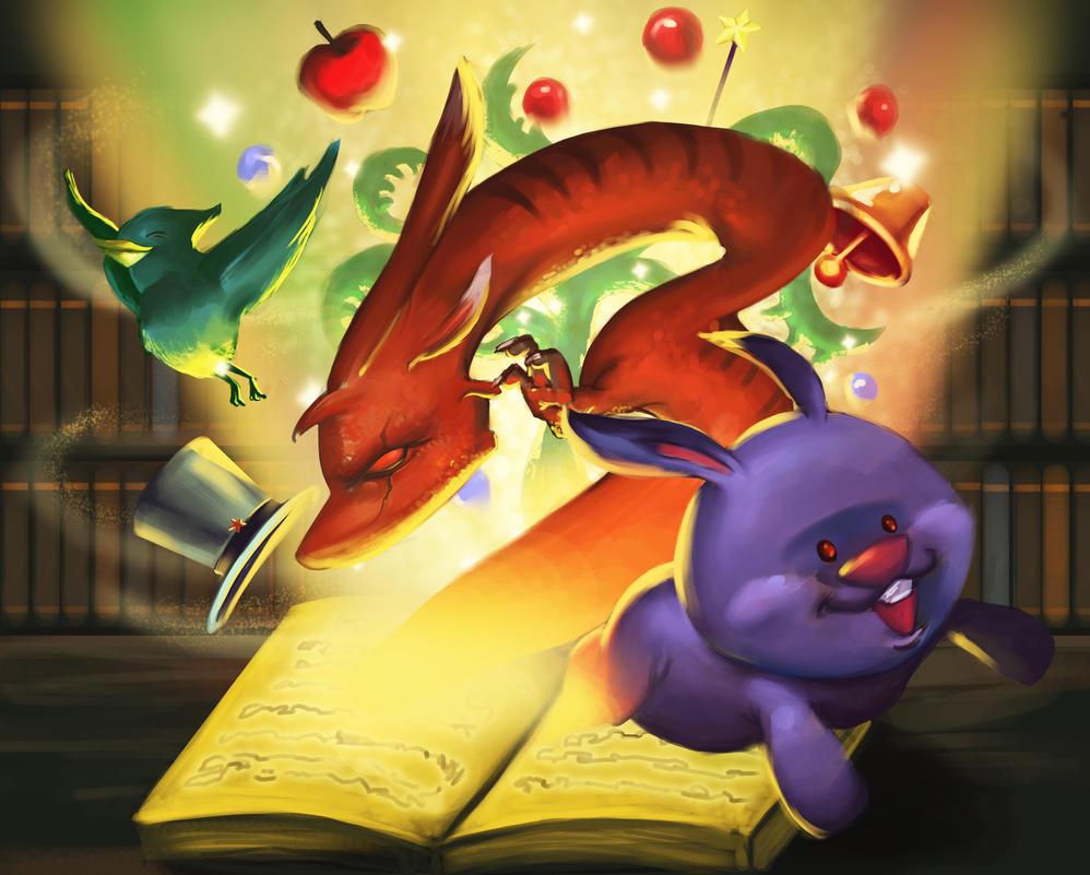 Minion- Conji Book of Surprise by Karaku-Aki