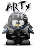 Avatar Counter-Strike Tux by pedroanteghini