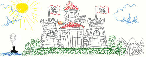 Castle of Mickey Mouse