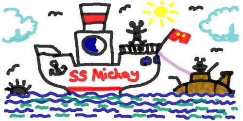 SS Mickey