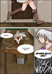 B:TO - Chapter 5: Bloodweaver Page 5 by AlpharieArtist