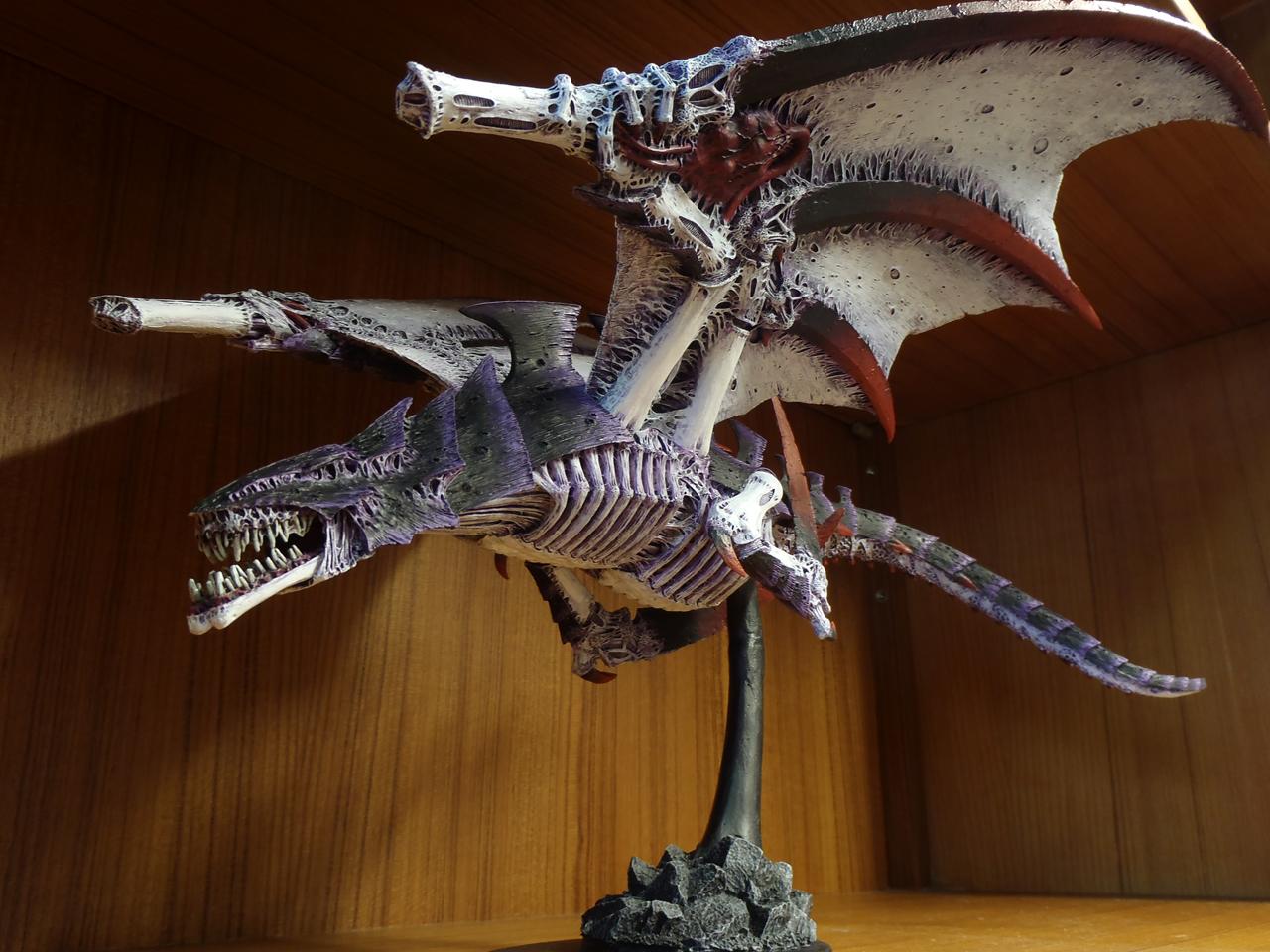 The Tyranid Harridan by DeathShadowSun