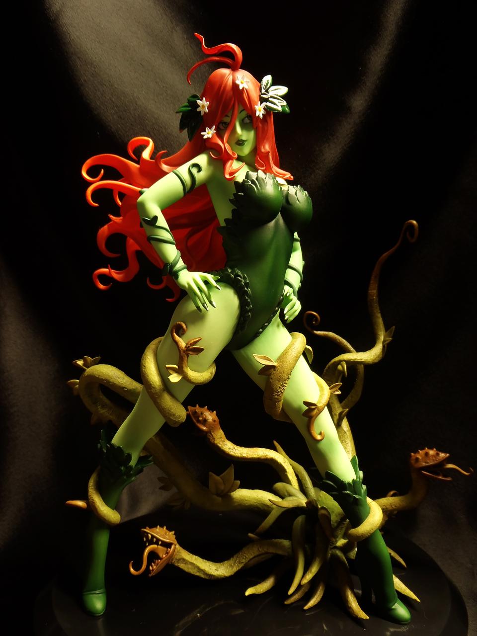 Poison Ivy by DeathShadowSun
