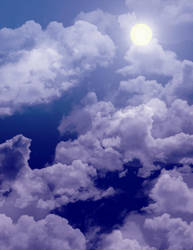 Umm....Clouds Background?