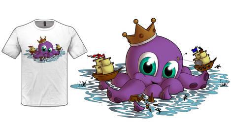 The Kraken Princeling