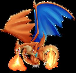 Medieval Dragon Mega Charizard Y