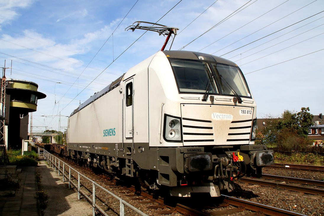 White Vectron by Budeltier