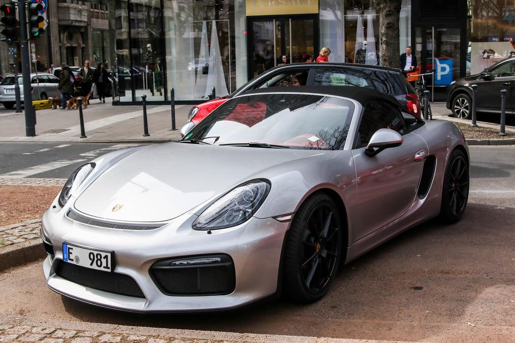 Porsche 911 Turbo by Budeltier
