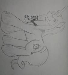 Azue's Pony form