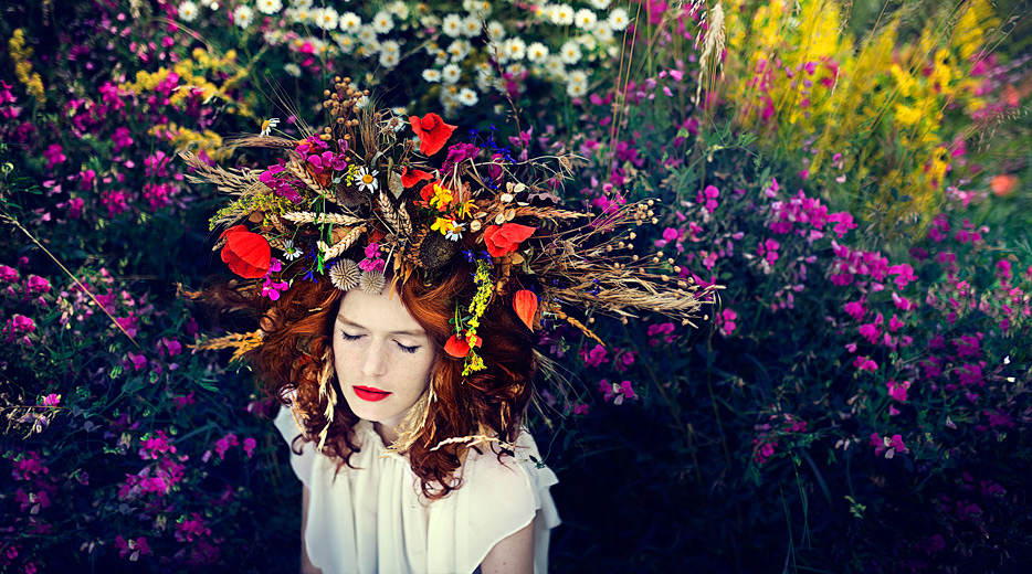 FLOWERY by simsalabima