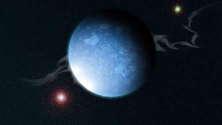 Kepler-22b by torque2587