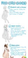 Oru MYO Design Guide by Amantato