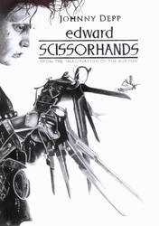 Edward Scissorhands Drawing