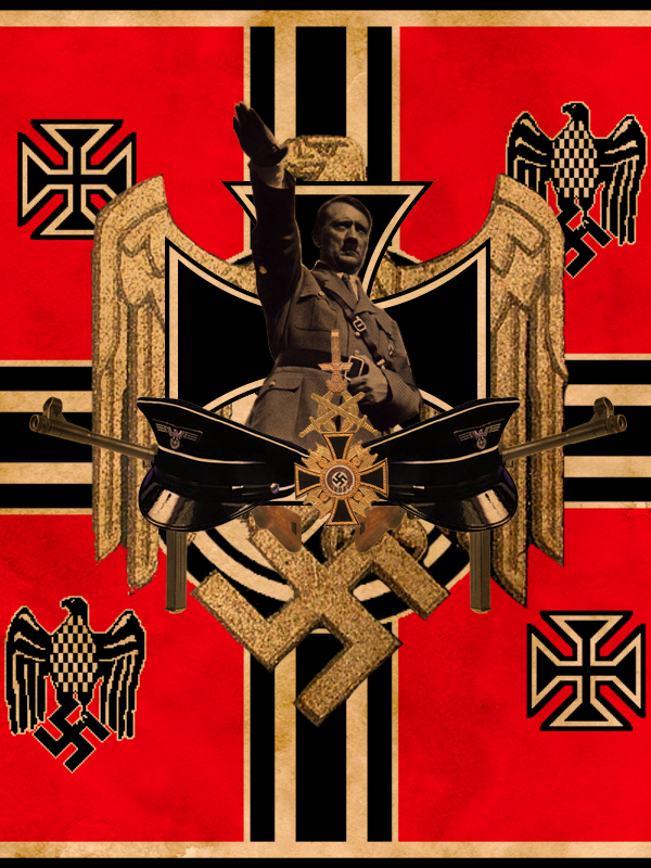 nazi by pelloty