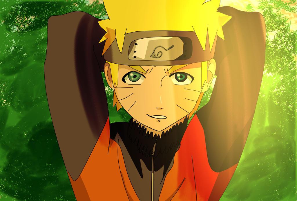 Naruto by CoreyAnthonyy