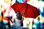 Rainy-Scene-Photo-Manipulation by Noreenstudio