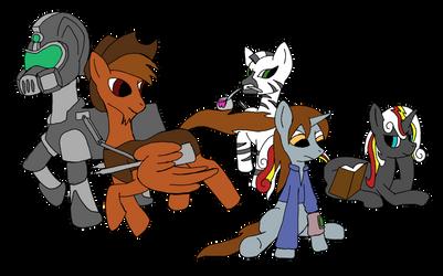 Fallout Equestria by DCHorror