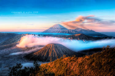 Beautiful Bromo by ardh0