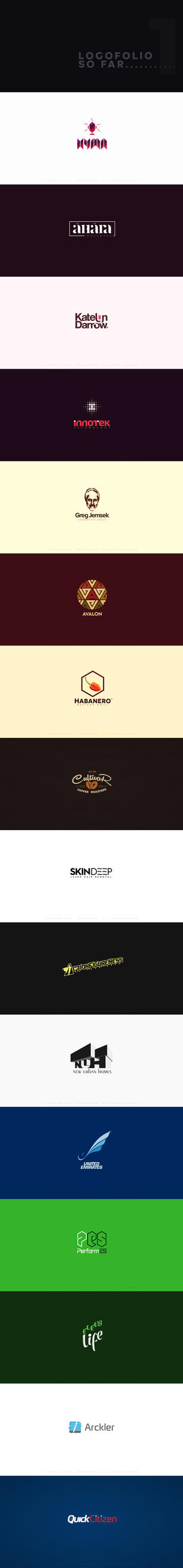 LogoFolio 1 by CaJoE-Design